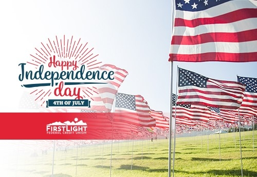 Wishing you a very happy 4th of July!