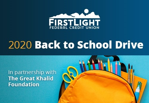 The Great Khalid Foundation Back to School Drive'