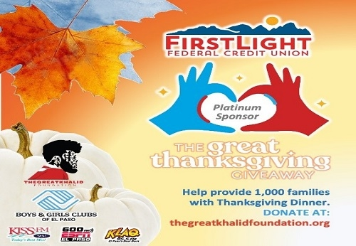 The Great Thanksgiving Giveaway