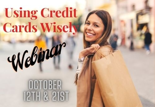 Using Credit Cards Wisely'